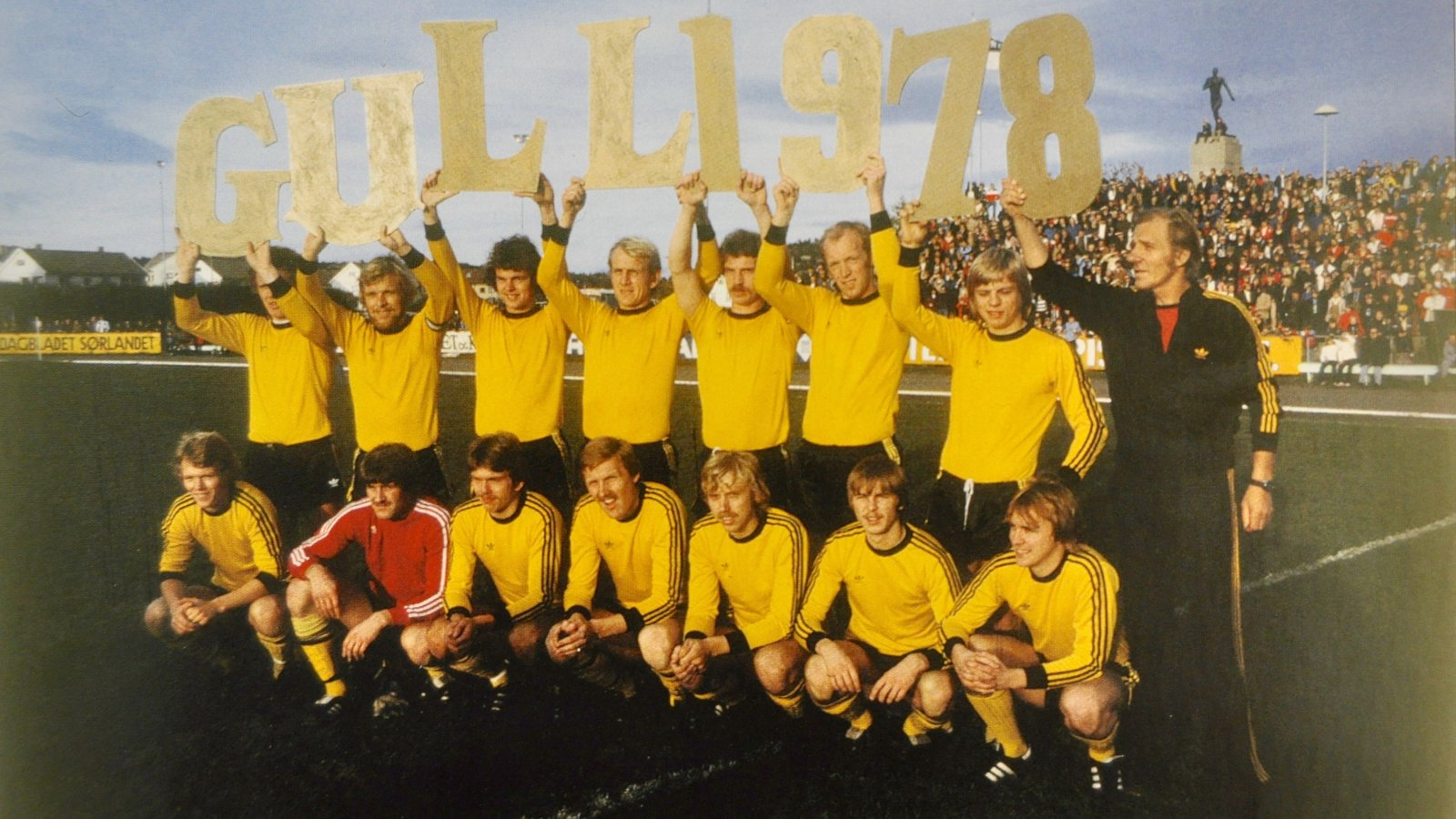 Gullgjengen fra 1978