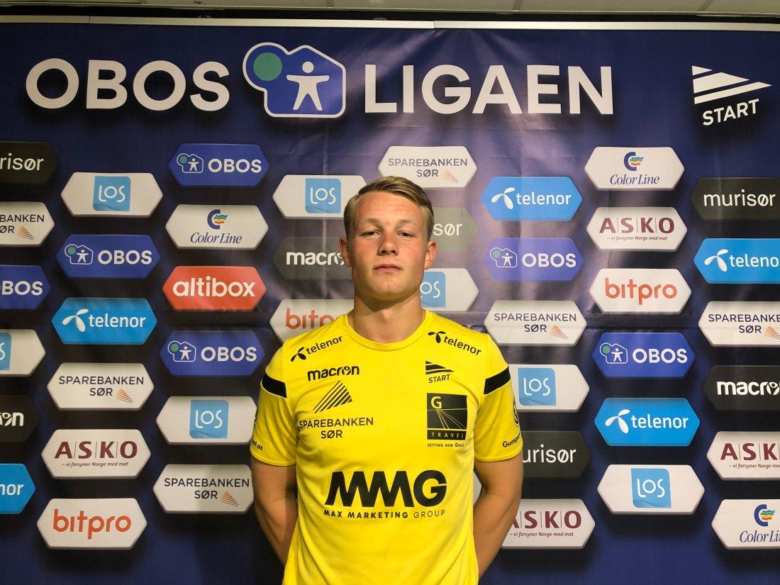 Kristian Strømland Lien