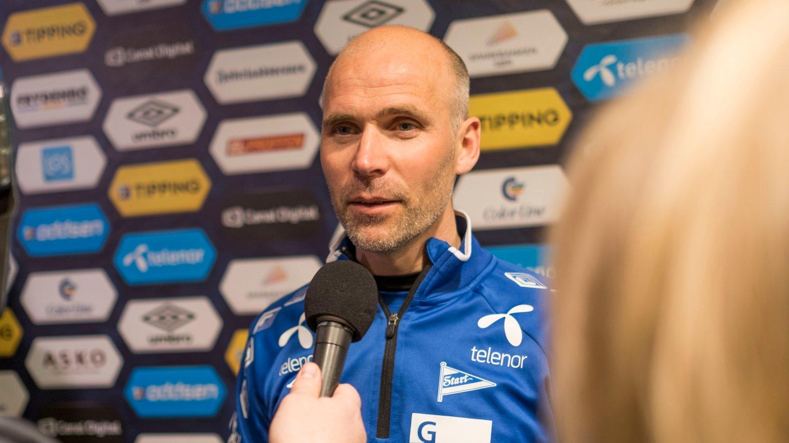 Steinar Pedersen, Start-Godset