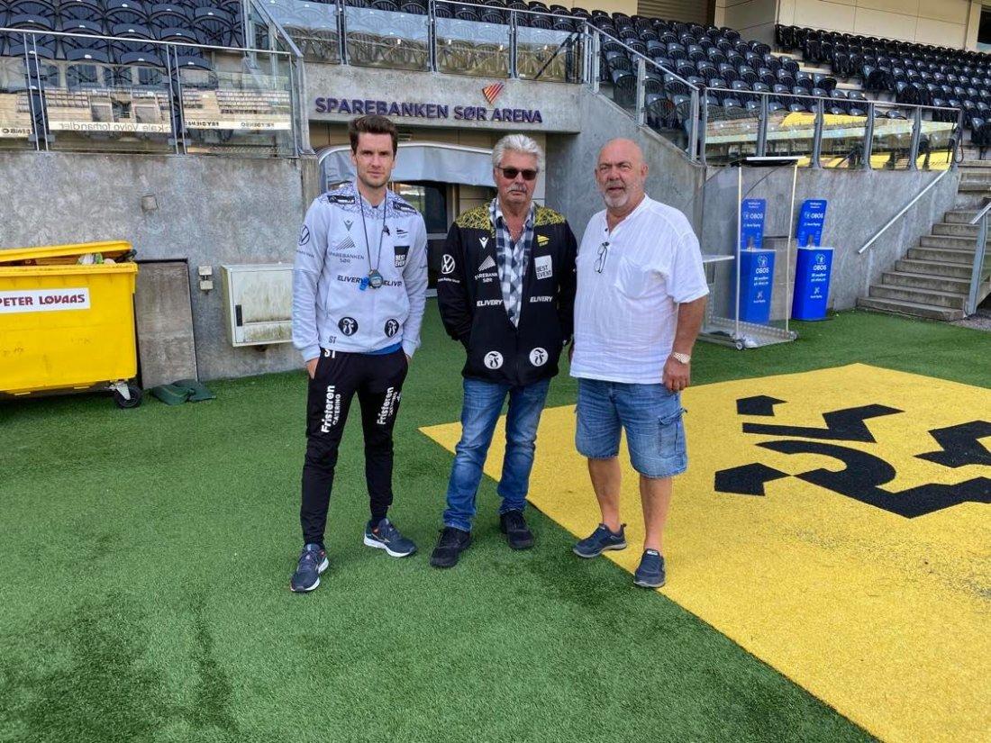 Torleif Breidalen, Kai Eriksen, Sindre Tjelmeland.jpg
