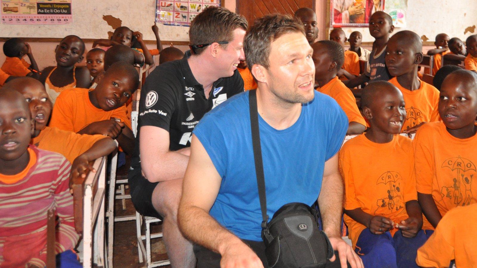 Mathisen og Opdal Mbale