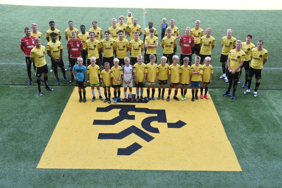 fotballskole lagbilde 8