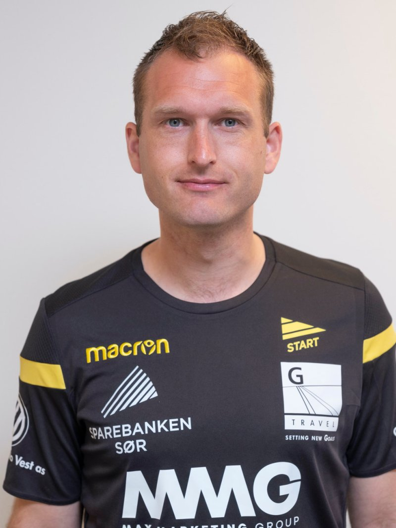 Christopher MacConnacher. Foto: Tor Erik Schrøder / NTB
