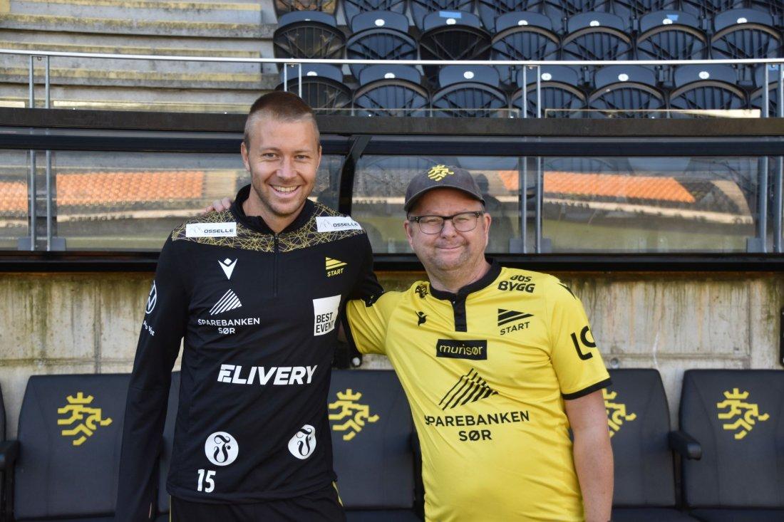 Ole Gilboe Hermansen Henrik Robstad Sparebanken Sør Arena.jpg