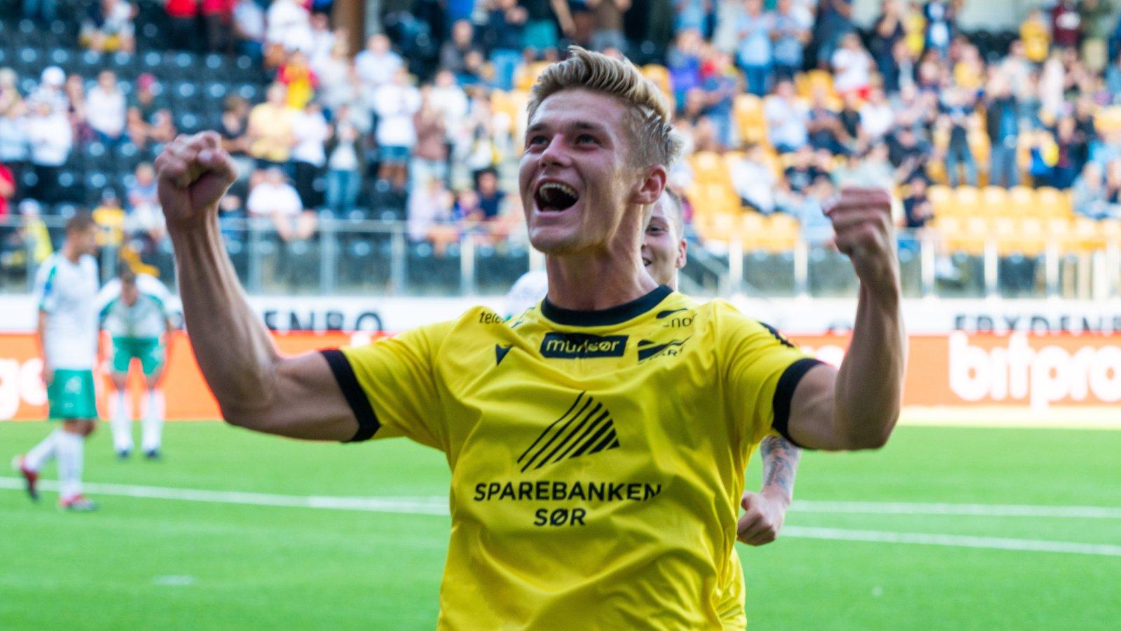 Mathias jubler for scoring