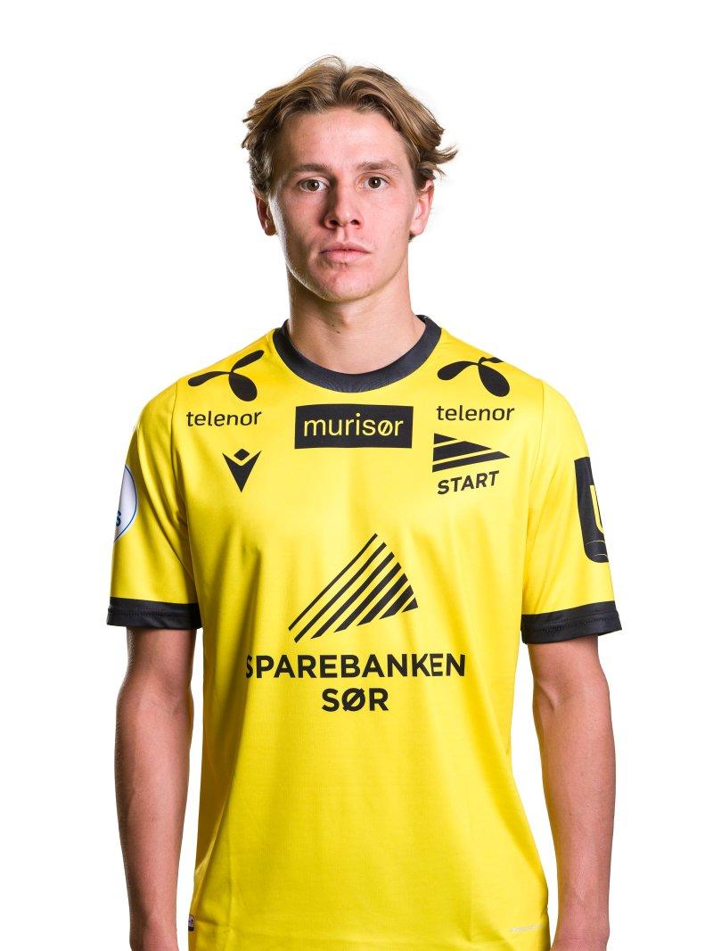 Tomålsscorer Mikael Ugland