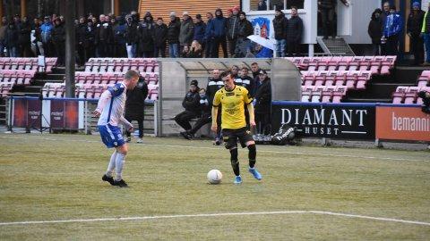 Avlyser treningskamp mot Fløy
