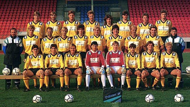 IK Start lagbilde 1990