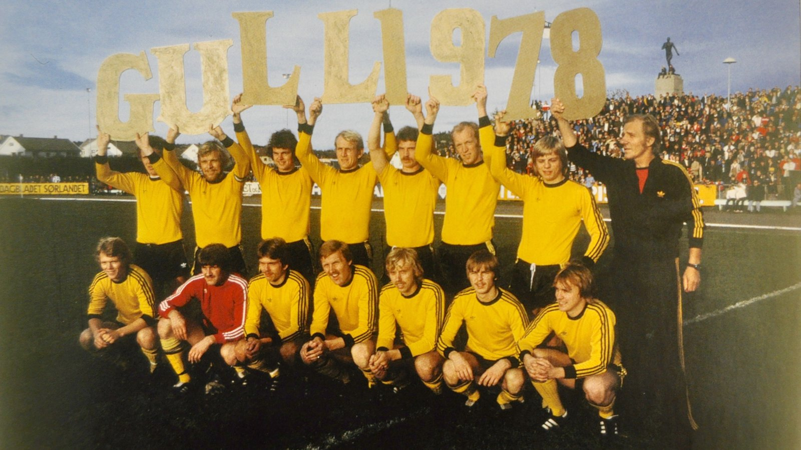 1978, Seriegull