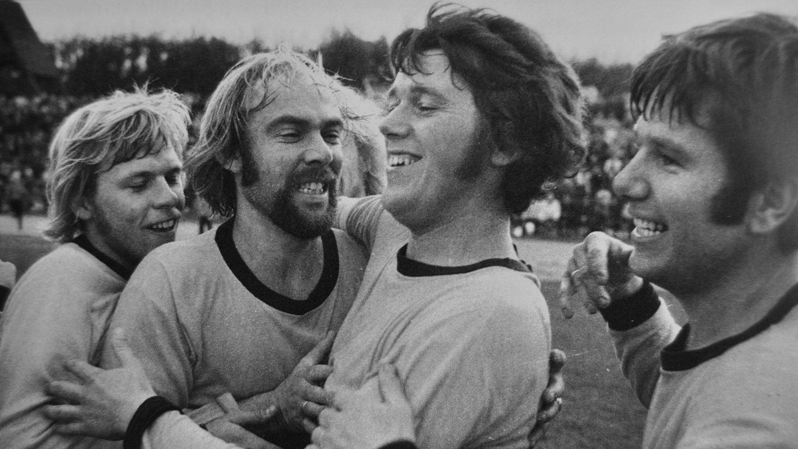 1972, Pedersen, Bredidalen, Frivold, Knudsen