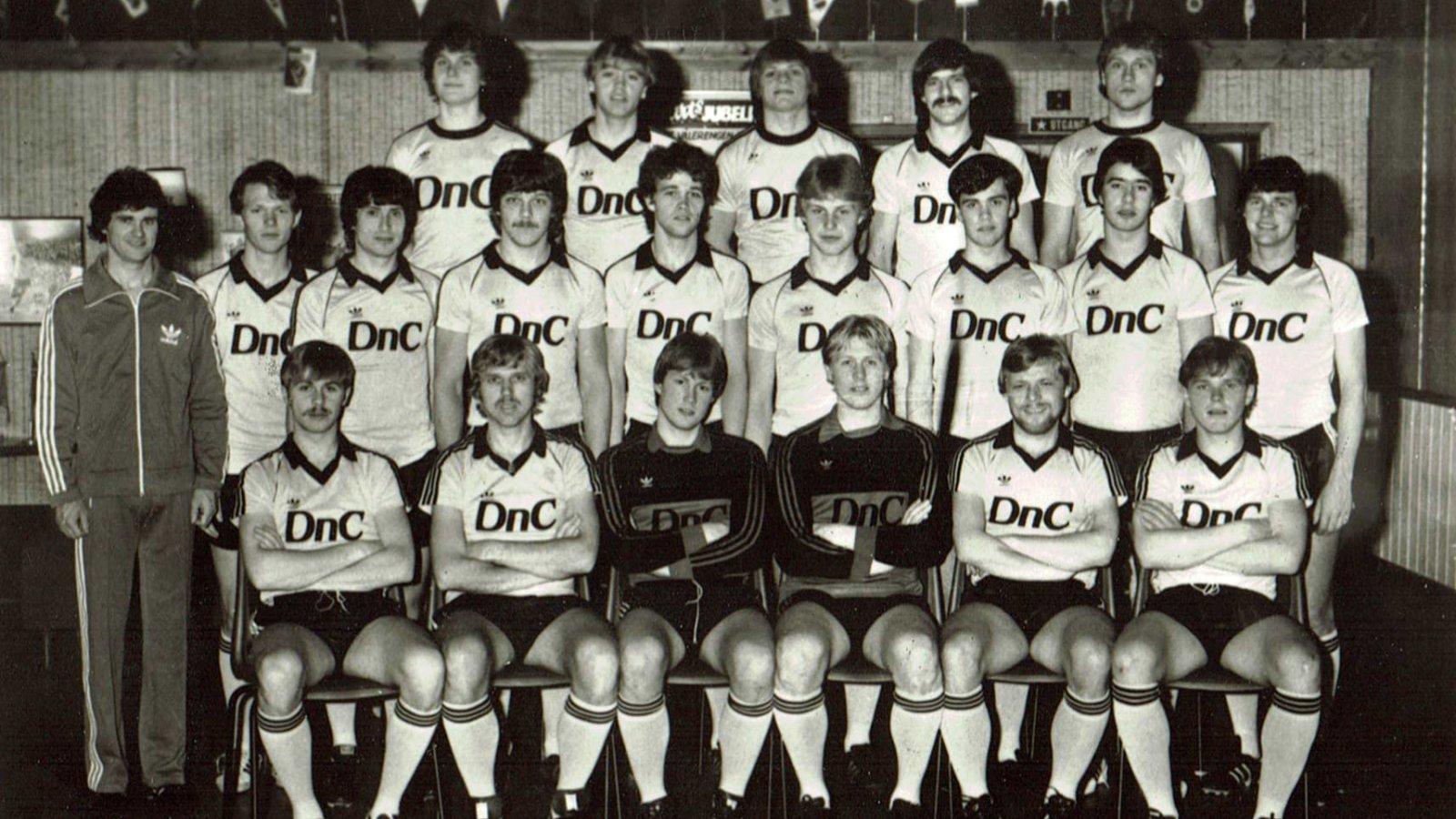 IK Start stallen 1982