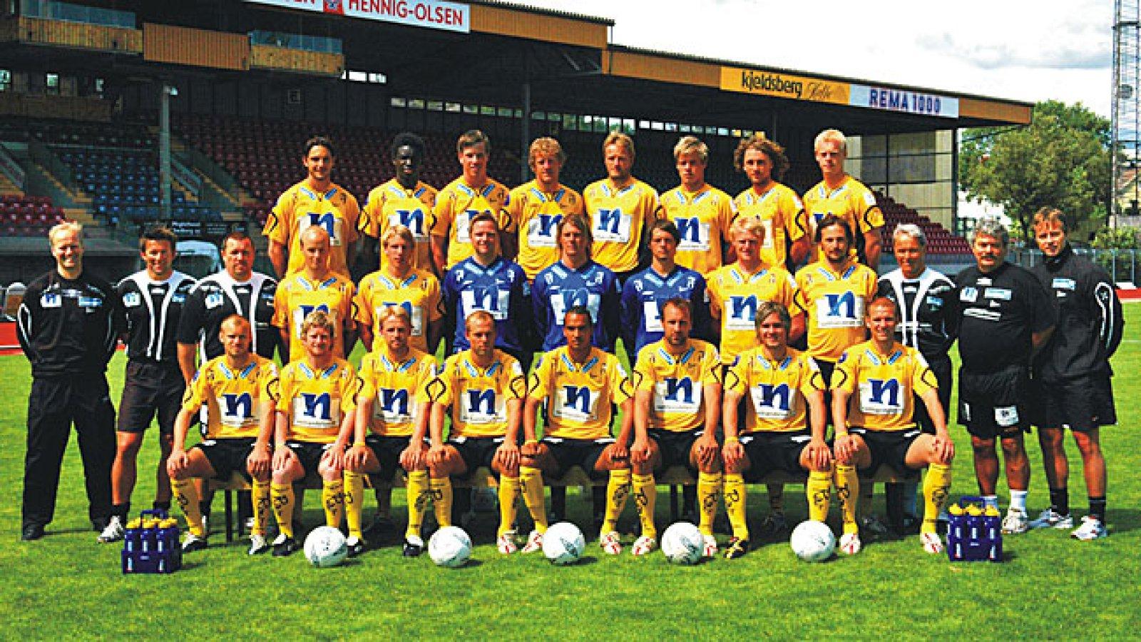 IK Start lagbilde 2005