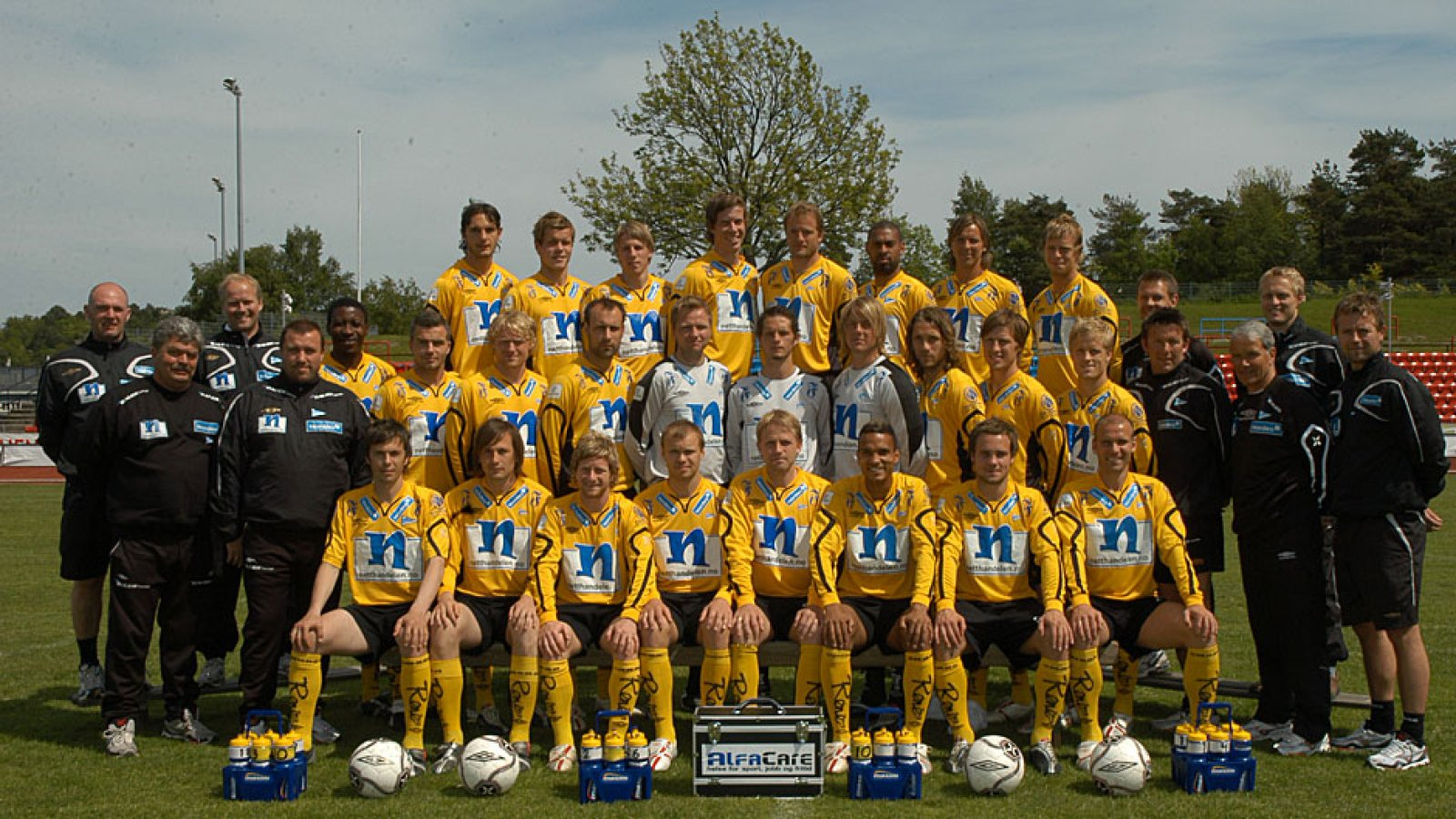 IK Start lagbilde 2006