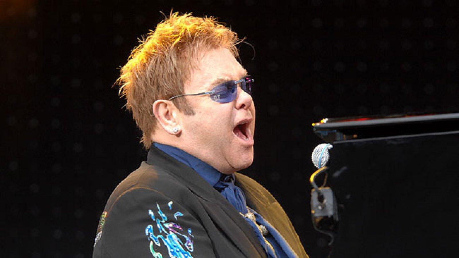 Elton John på Sør Arena