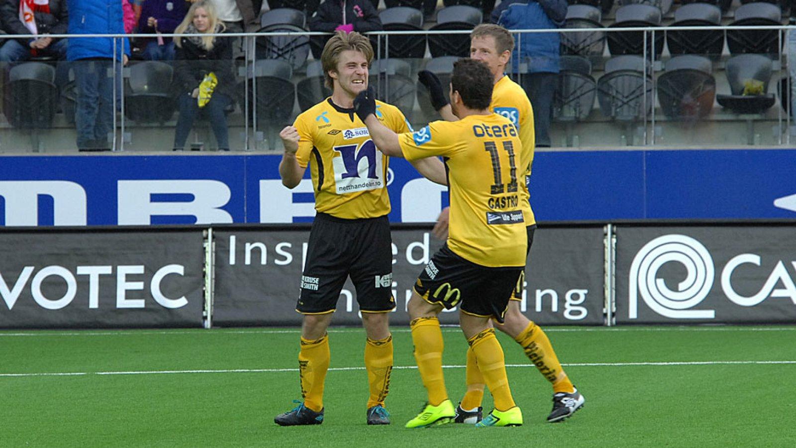 65fde8cf Start - Tromsø: 2-2 (0-0) / Start