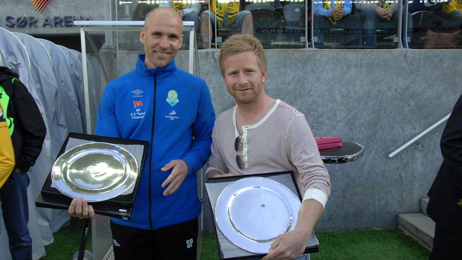 Steinar og Fredrik